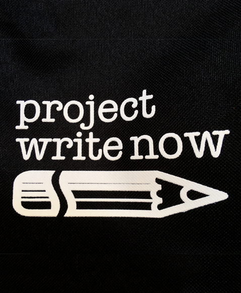 Project Write Now - Tote